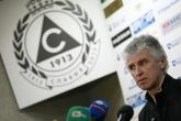 Футбол - първа тренировка на ПФК Славия - 12.01.2014