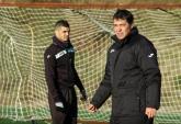 Футбол - първа тренировка на ПФК Берое - 12.01.2014