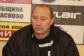 Футбол - първа тренировка на ПФК Хасково - 15.01.2014