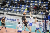Волейбол - Марек Юнион Ивкони - Ястрежебски Венгел - 22.01.2014