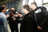 Футбол - изпращане на ПФК Лудогорец - 24.01.2014