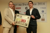Лека Атлетика - Атлет на България 2014 - 28.01.2014