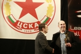 Футбол - Официална церемония по награждаването на най-добрите спортисти на ОСК ЦСКА за 2014г. - 29.01.2015