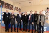 Бокс - Спортен клуб по бокс Локомотив Пловдив - нова зала - 30.01.2015