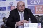 Волейбол - жребий - Европейско първенство мъже - 16.02.2015