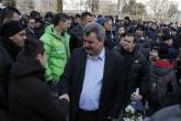 Футбол - Футболисти и привърженици поднесоха цветя на паметника