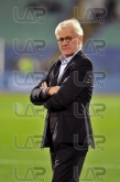 Morten Olsen - head coach - Football game - Bulgaria - Denmark -  World Cup 2014 Qualifying 1-1  ,12