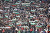 Bulgarian fans - Football game - Bulgaria - Denmark -  World Cup 2014 Qualifying 1-1  ,12.10.12 - So