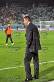 Lyuboslav Penev - head coach - Football game - Bulgaria - Denmark -  World Cup 2014 Qualifying 1-1