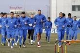 Футбол - Тренировка ПФК Левски  - 23.02.2015