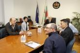 Спорт - БФ Биатлон се срещна с Красен Кралев - 25.02.2015