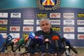 Футбол - пресконференция на Стойчо Стоев - 26.02.2015