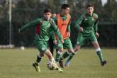 Футбол -  Национален отбор U17 - Тренировка 02.03.2015