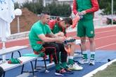 Футбол -  Валери Божинов се завърна в националния отбор - терена на БФС в спортен комплекс