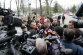 Футбол - безредици пред стадион ЦСКА - 25.03.2015