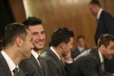 Футбол - Фотосесия на Андрюс - Национален Отбор мъже - Правец - 25.03.2015