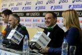 Лека атлетика - Гимнастика - пресконференция за Световната купа във Варна - 26.03.2015