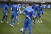 Футбол - Тренировка на Левски -26.03.2015