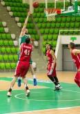 Баскетбол - Балкан VS Лукойл Академик - контрола - Арена Ботевград  - 27.03.2015