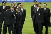 Футбол - тренировка на Италия - 27.03.2015