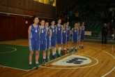 Баскетбол - ЖЕНИ - Хасково - Левски - 28.03.2015
