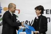 Биатлон - подписване на договор с генерален спонсор - 30.03.2015