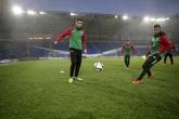 Футбол - U21 - Тренировка на България в Уелс - 30.03.2015
