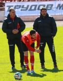 Футбол - Тренировка на ЦСКА - 02.04.2015