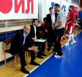 Баскетбол- НБЛ - БК Черноморец vs ПБК  Лукойл Академик - 18.04.2015