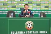 Футбол - пресконференция на националния треньор U17 Александър Димитров - 28.04.2015