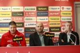 Футбол - пресконференция на Любослав Пенев - 29.04.2015