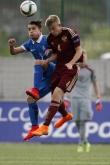 Футбол - Евро 2015 U17 - Група C - Гърция - Русия - 07.05.2015