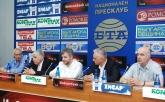 Футбол - пресконференция - сдружение