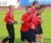 Футбол - тренировка ПФК ЦСКА - 08.05.2015