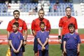 Футбол - Евро 2015 U17 - Група B - Чехия - Белгия - 09.05.2015