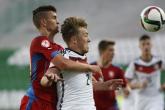 Футбол - Евро 2015 U17 - Група B - Германия - Чехия - 12.05.2015