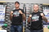 Спорт- пресконференция - Кик бокс и ММА - FINAL FIGHT CHAMPIONSHIP - 13.05.2015