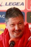 Футбол - ЦСКА пресконференция на Любослав Пенев и тренировка - 15.05.2015