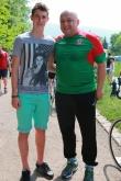 Спорт - 17 май – Ден на българския спорт - Красен Кралев в Южния парк - 17.05.2015