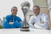 Футбол - Евро 2015 U17 - пресконференция на отборите финалисти - 21.05.2015