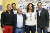 Sambo - press conference after the European Championships for men and women 2015 - 28/05/2015
