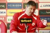 Футбол - пресконференция със старши треньора Любослав Пенев - 29.05.2015