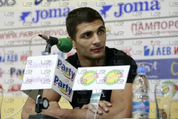 Judo - Bulgarian hopes of European games in Baku 2015 - 06/04/2015