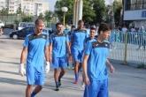 Футбол - Първа тренировка на Левски  - 15.06.2015