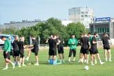Футбол - първа тренировка на ПФК Черно море за сезон 2015/2016 - 18.06.2015