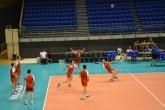 Волейбол - тренировка на националният отбор по Волейбол - 25.06.2015