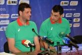 Волейбол - Пресконференция преди мача с Куба - 26.06.2015