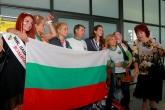 Спорт - Националите ни се прибраха от Баку - 29.06.2015