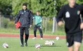 Футбол - Официална тренировка на Литекс в Йелгава, Латвия - 01.07.2015