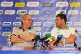 Волейбол - Пресконференция преди България-Аржентина - 03.07.2015